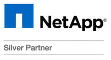 Партнерство с NetApp
