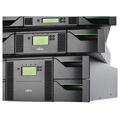Fujitsu представляет новую версию своей ленточной библиотеки ETERNUS LT